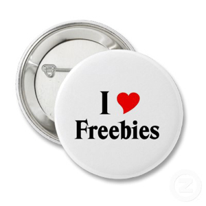 Freebies for everyone